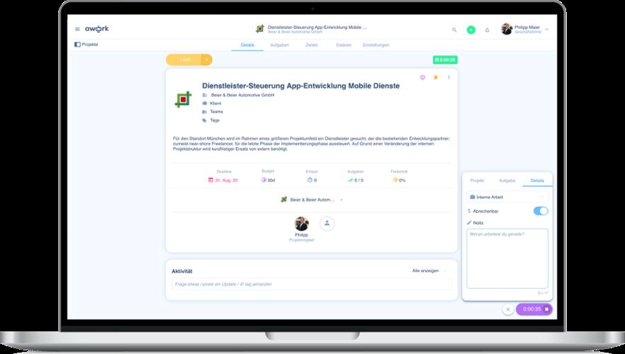 WLA Screenshot Plattform 10-1